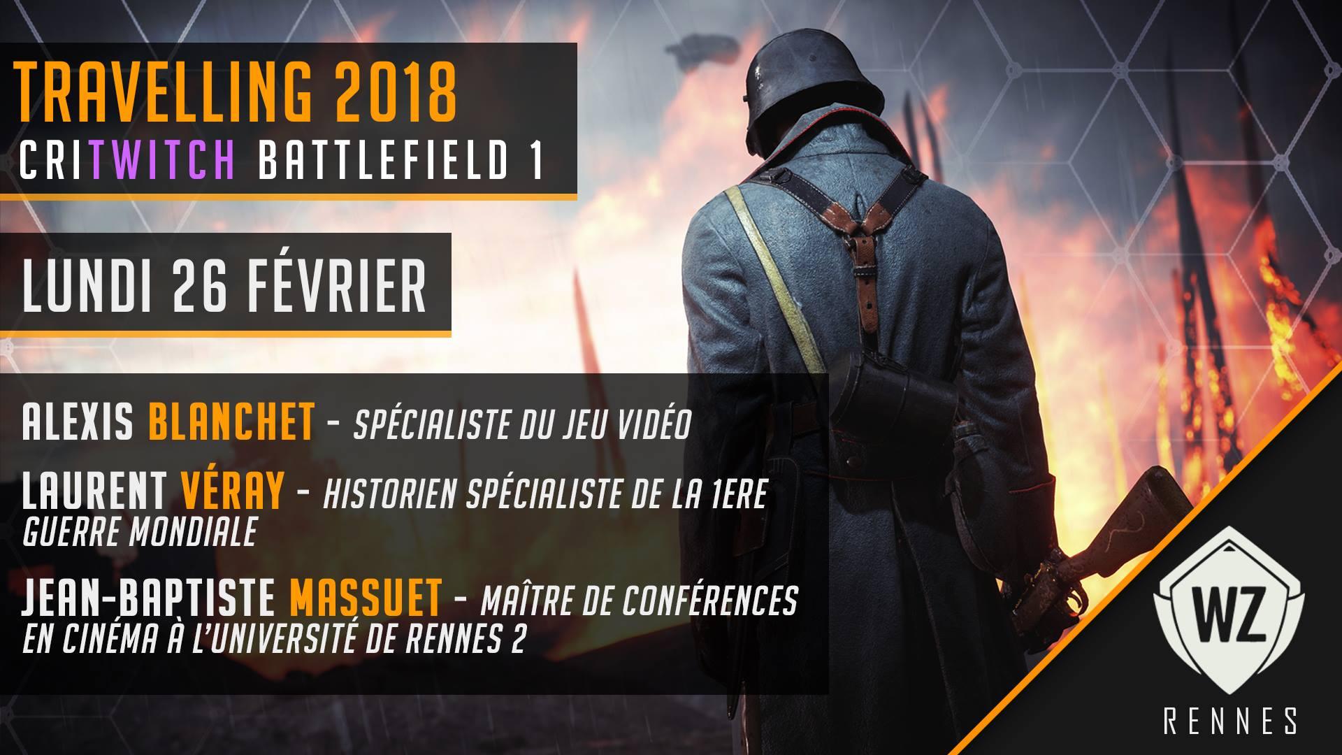 Critwitch Battlefield 1